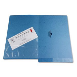 "Filing and stationery - FSI self-adhesive plastic pockiet 9"" x 6"""