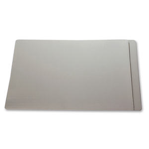 FSI 330 gsm file folder.  Double reinforced end tab.  White.
