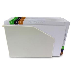 FO-006-01 FSI 330 gsm dual tab file folder