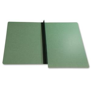 FSI pressboard expansion folder with 50mm Tyvek (cloth) gusset (open file)
