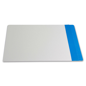 Filequest FSI 330 gsm partially laminated file folder.  Double reinforced Blue end tab. Legal size