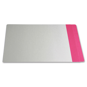 Filequest FSI 330 gsm partially laminated file folder.  Double reinforced Mauve end tab. Legal size
