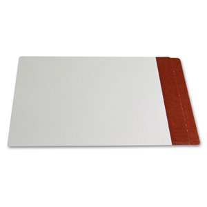 Filequest FSI 330 gsm partially laminated file folder.  Double reinforced Brown end tab. Legal size