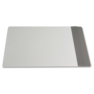 Filequest FSI 330 gsm partially laminated file folder.  Double reinforced Grey end tab. Legal size