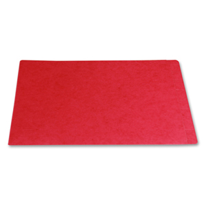 Filequest FSI 330 gsm fully laminated red file folder.  Double reinforced end tab.  Legal size.