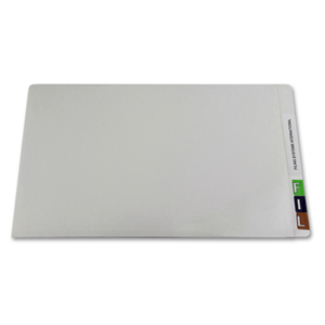 fully laminated file folder with Springclip fastener installed.