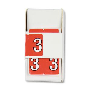 FSI Numeric labels 3