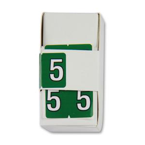 FSI Numeric labels 5