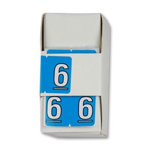 FSI Numeric labels 6