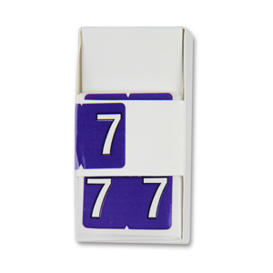 FSI Numeric labels 7