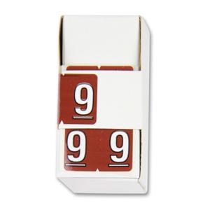 FSI Numeric labels 9