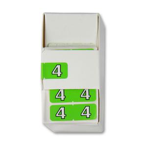 FSI ½-size Numeric labels 4