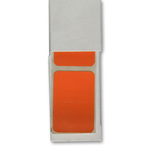 Colour coded filing - RM25 solid colour designation - orange