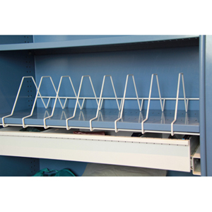 Toast Rack file support -Wrap around style 900mm x 300mm