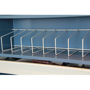 Toast rack file support - box style 900mm x 300mm