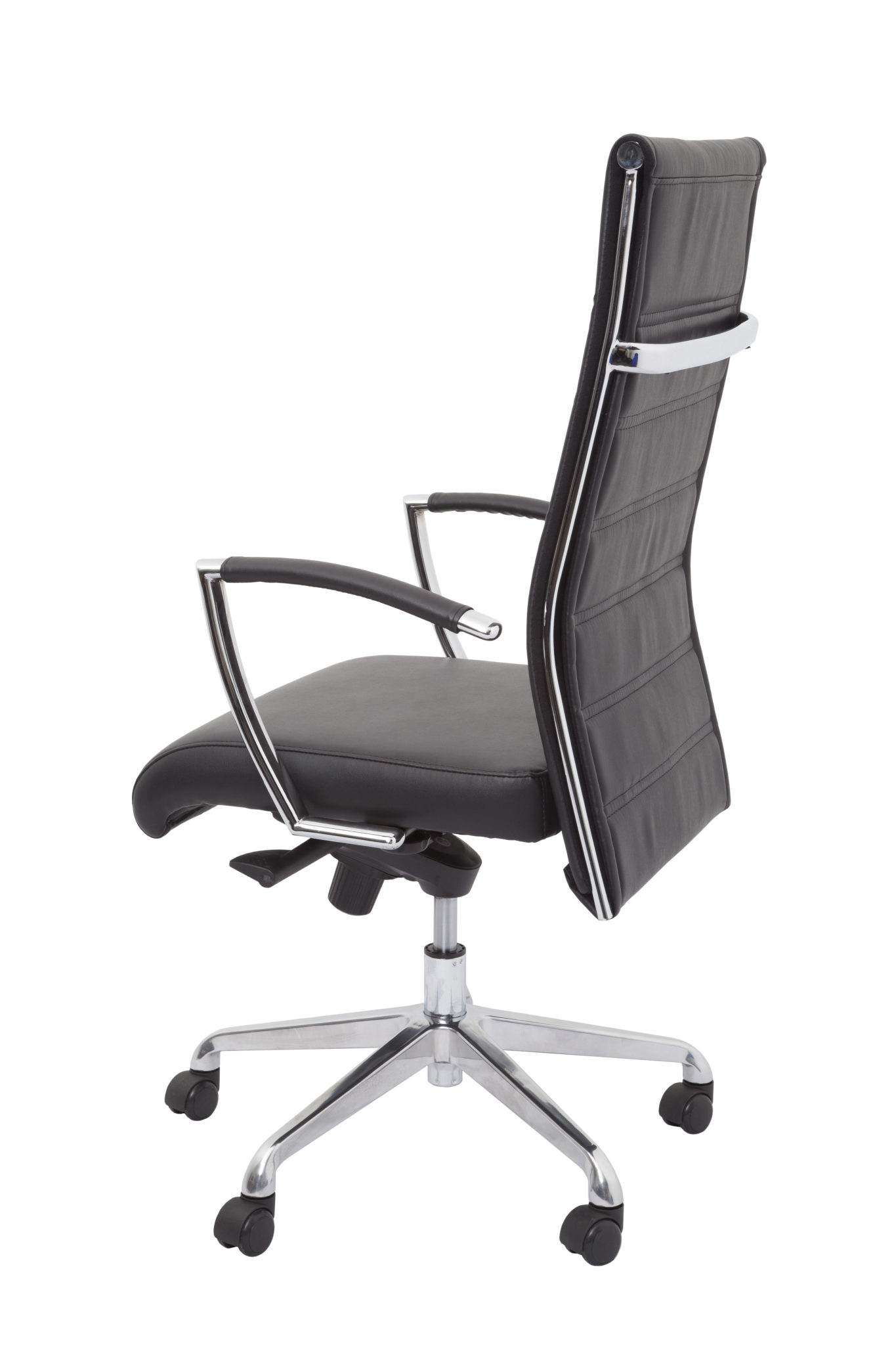 CL2000H Executive Chair PU HIgh Back Leather look